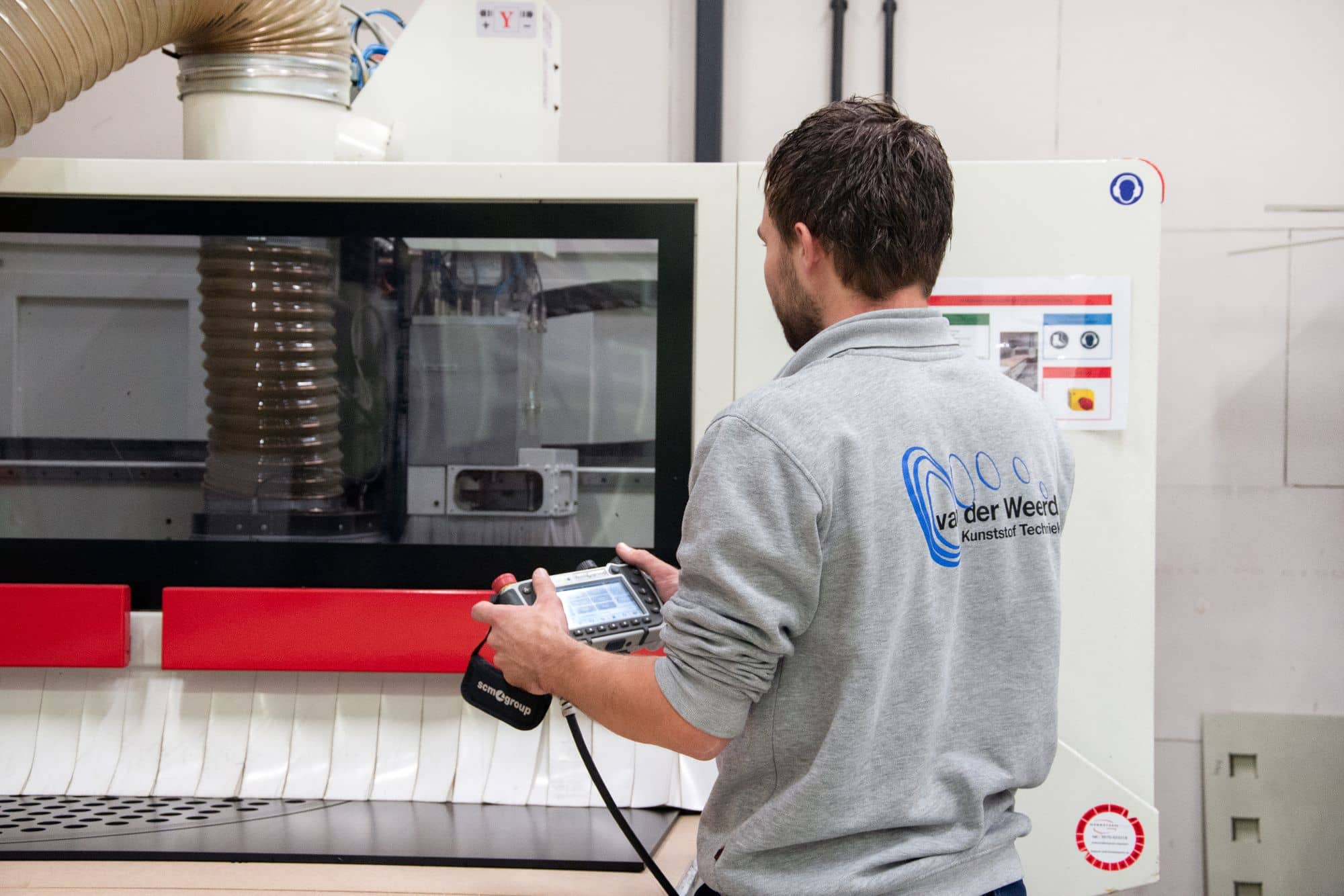 CNC freeswerk WKtechniek
