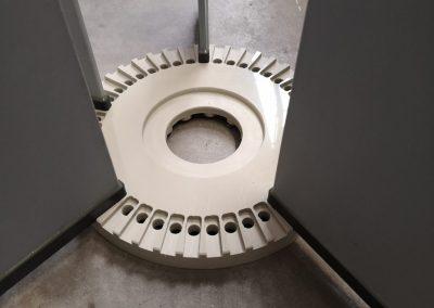 CNC laten frezen
